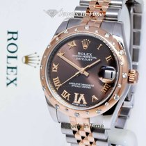 Rolex Lady-Datejust Gold/Steel 31mm Brown Roman numerals United States of America, Florida, 33431