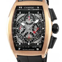 Cvstos Rose gold 53.7mm Automatic CC RGWR pre-owned