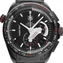 TAG Heuer Grand Carrera CAV5185.FT6020 2011 pre-owned