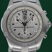 TAG Heuer 2000 Steel 39mm White