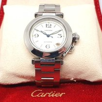 Cartier Pasha C 2324 Very good Steel 35mm Automatic