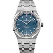 Audemars Piguet Royal Oak Lady new 2019 Automatic Watch with original box and original papers 15451ST.ZZ.1256ST.03