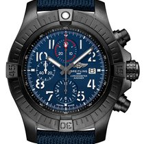 Breitling Super Avenger new 2020 Automatic Chronograph Watch with original box and original papers V13375101C1X1