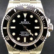 Rolex Submariner (No Date) 114060 2014 rabljen