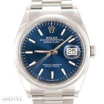Rolex Datejust neu 2019 Automatik Uhr mit Original-Box und Original-Papieren 126200