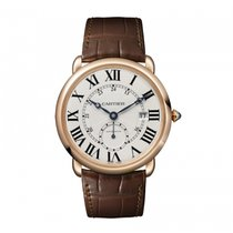Cartier Ronde Louis Cartier new Automatic Watch with original box and original papers W6801005