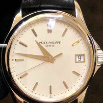 Patek Philippe 5127G-001 Or blanc Calatrava 37mm occasion
