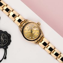 Rolex Lady-Datejust 6917 1974 usados