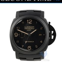 Panerai Luminor 1950 3 Days GMT Automatic Ceramic 44mm Black United States of America, Florida, Hollywood