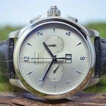 Zenith El Primero Chronograph White gold 44mm Silver
