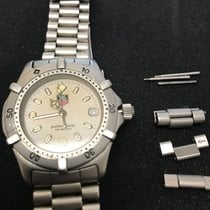 TAG Heuer 2000 Steel Grey United States of America, California, alameda