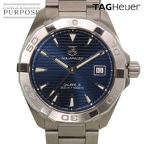 TAG Heuer Aquaracer 300M WAY2112 BA0928 Bună Otel 42mm Atomat