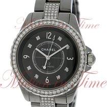 Chanel J12 Chromatic 38mm Automatic, Grey Diamond Dial,...