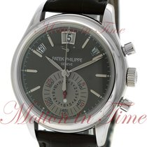 Patek Philippe Annual Calendar Chronograph 5960P-001 new