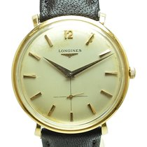 Longines Vintage Gold 18k