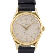 Vacheron Constantin Yellow gold 34mm Automatic pre-owned United Kingdom, London