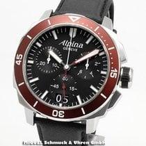 Alpina Seastrong AL-372LBBRG4V6 new