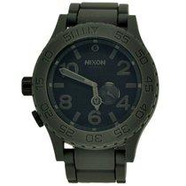 Nixon Rubber 51-30 A236-195 Watch