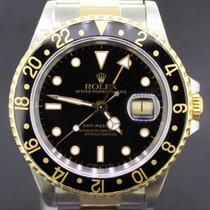 Rolex GMT-Master II Gold/Steel 40MM, Full Set 1997 MINT 16713