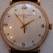 Girard Perregaux Red gold Manual winding White Arabic numerals 36mm pre-owned