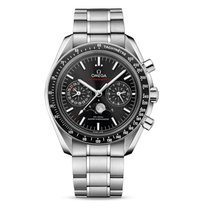 Omega Speedmaster Professional Moonwatch Moonphase Steel 44.25mm Black No numerals United Kingdom, London
