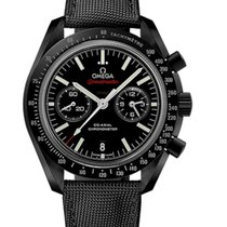 歐米茄 Speedmaster Professional Moonwatch 陶瓷 44.2mm 黑色