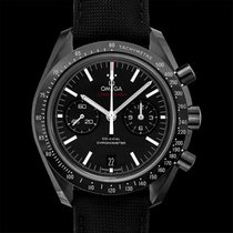 Omega Speedmaster Moonwatch Dark Side of the Moon Black...