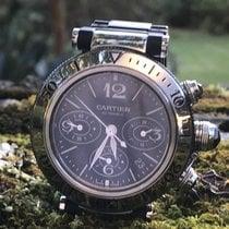 Cartier Pasha Seatimer usados 42mm Acero