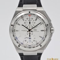 IWC 45.5mm Automatic pre-owned Big Ingenieur Chronograph White
