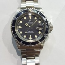 Tudor Prince Oysterdate Submariner 200m=660ft