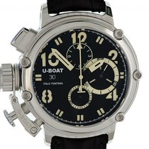U-Boat Chimera 48mm Black Arabic numerals