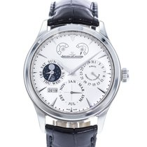 Jaeger-LeCoultre Master Eight Days Perpetual Steel 40mm Silver United States of America, Georgia, Atlanta