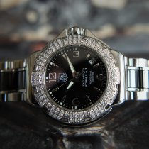 7947a802b3982 TAG Heuer Formula 1 Lady pre-owned Steel