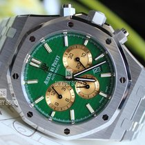 Audemars Piguet 26332PT.OO.1220PT.01 Платина Royal Oak Chronograph новые