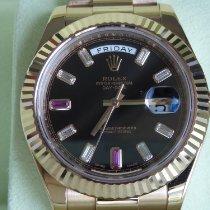 Rolex Day-Date II 218235 2015 occasion