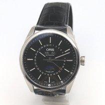 Oris Steel Automatic Black 42mm new Artix Complication