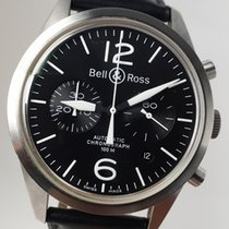 Bell & Ross Steel 41mm Automatic BR126-94 pre-owned United Kingdom, Sheffield