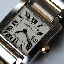 Cartier Acier Quartz 2485 nouveau France, Thonon les bains