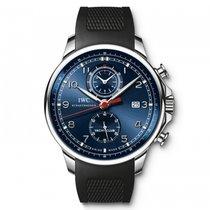 IWC Portuguese Yacht Club Chronograph IW390213 2013 new