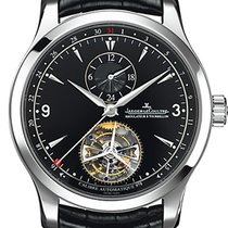 Jaeger-LeCoultre Master Grand Tourbillon Platina 43mm