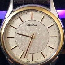 Seiko подержанные Кварцевые 37mm