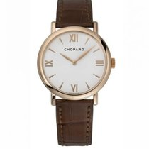 Chopard new Manual winding 36mm Rose gold Sapphire Glass