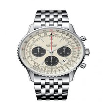 Breitling Navitimer 1 B01 Chronograph 43 AB0121211G1A1 new