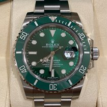 Rolex Submariner Date 116610LV 2020 nov
