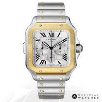 Cartier Santos (submodel) W2SA0008 новые
