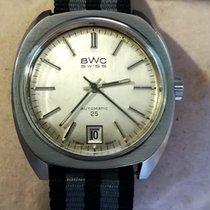 BWC-스위스 36mm 자동 753108 중고시계