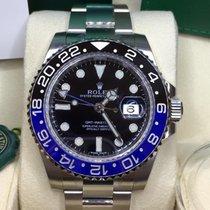 Rolex GMT Master II Blue-Nero NEW