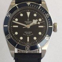 Tudor Heritage Black Bay Automatik Blau 79220B