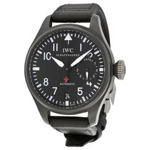 IWC Men's IW501901 Big Pilot Top Gun Watch