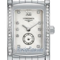 Longines DolceVita Steel 19.8mm Mother of pearl United States of America, New York, Airmont